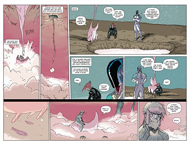 click for super-sized previews of Prophet #38