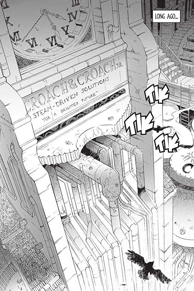 click for super-sized previews of Hollow Fields Vol. 2