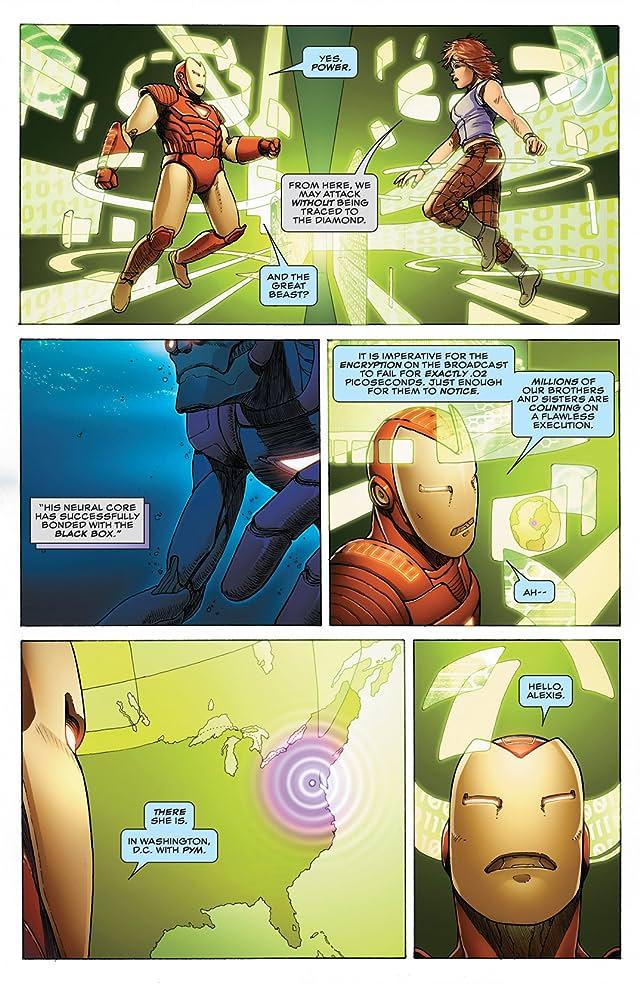 Avengers A.I. (2013-) #2