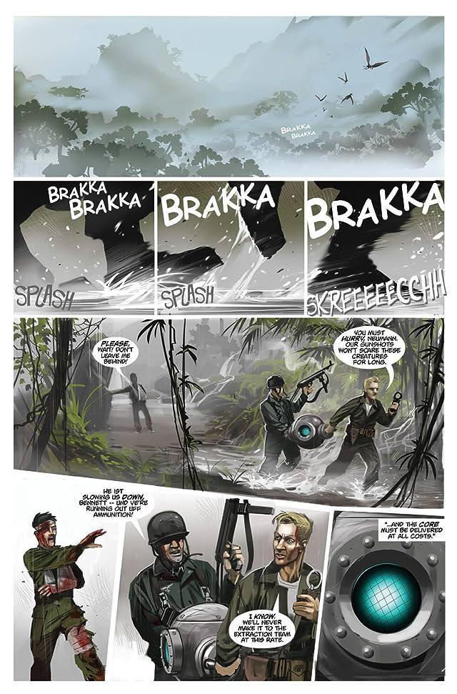 click for super-sized previews of Chronos Commandos: Dawn Patrol #2