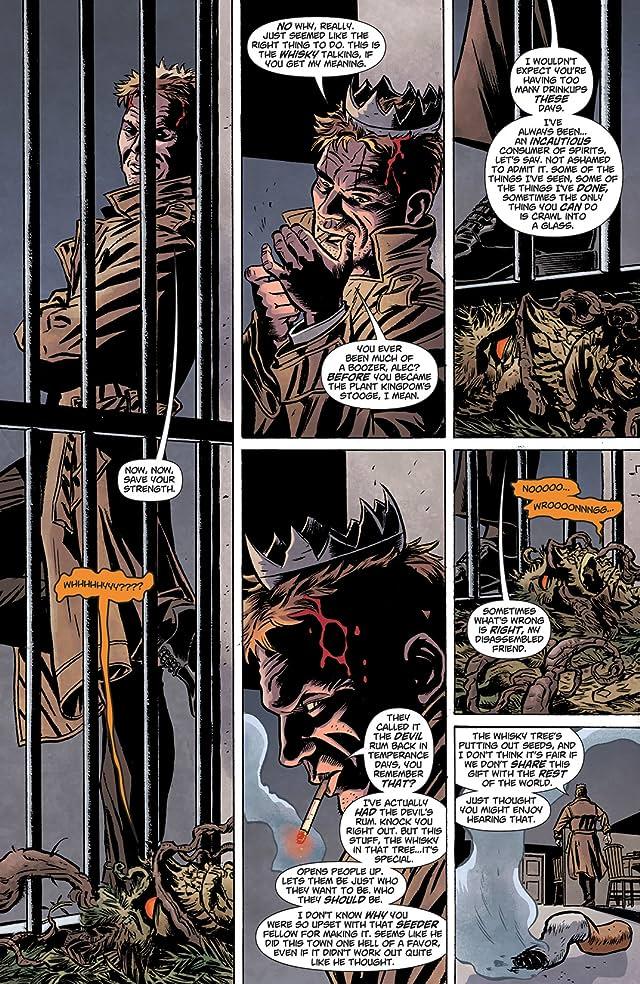Swamp Thing (2011-2015) #23