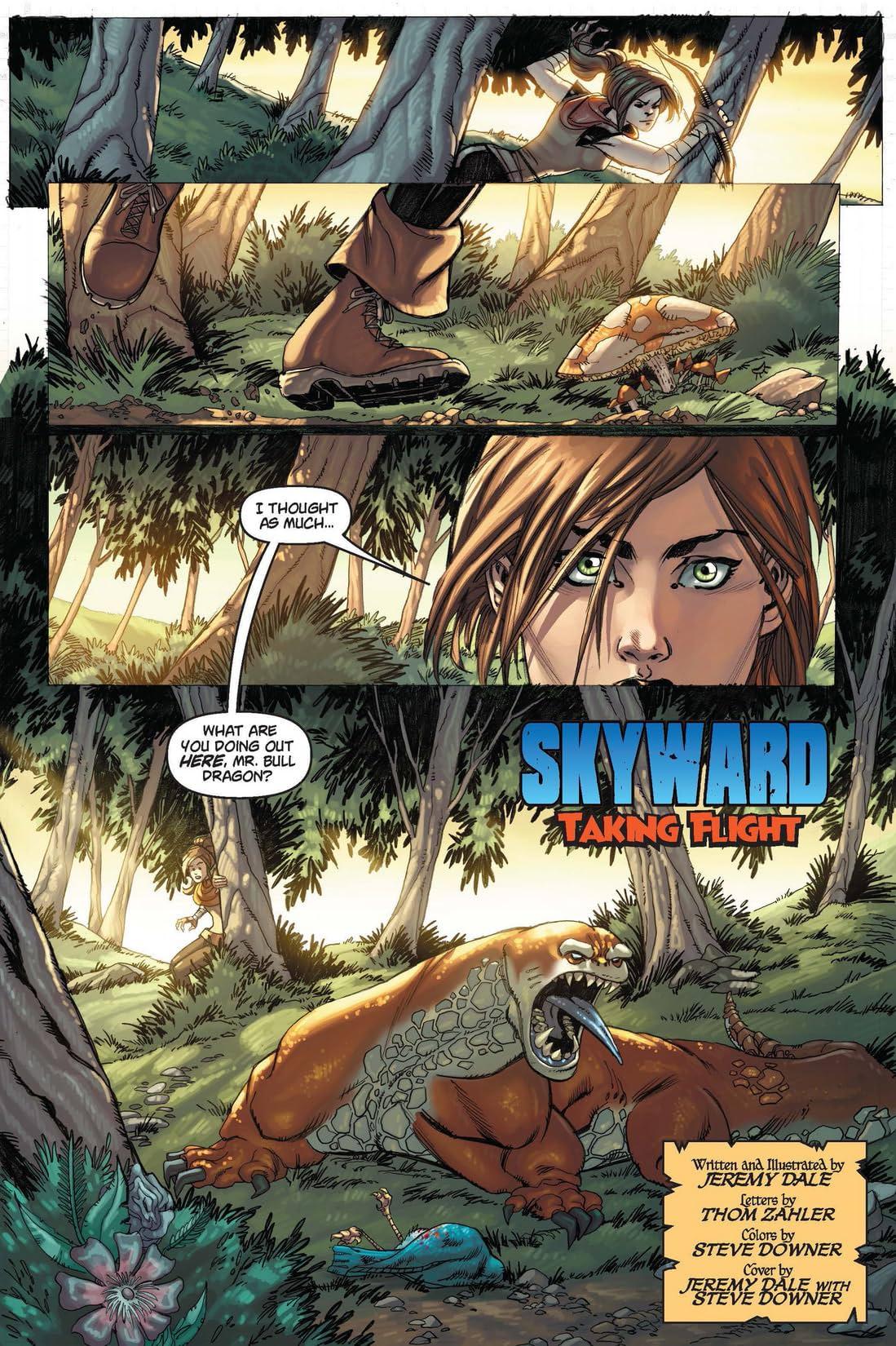 Skyward #2