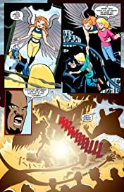 Justice League Unlimited #25
