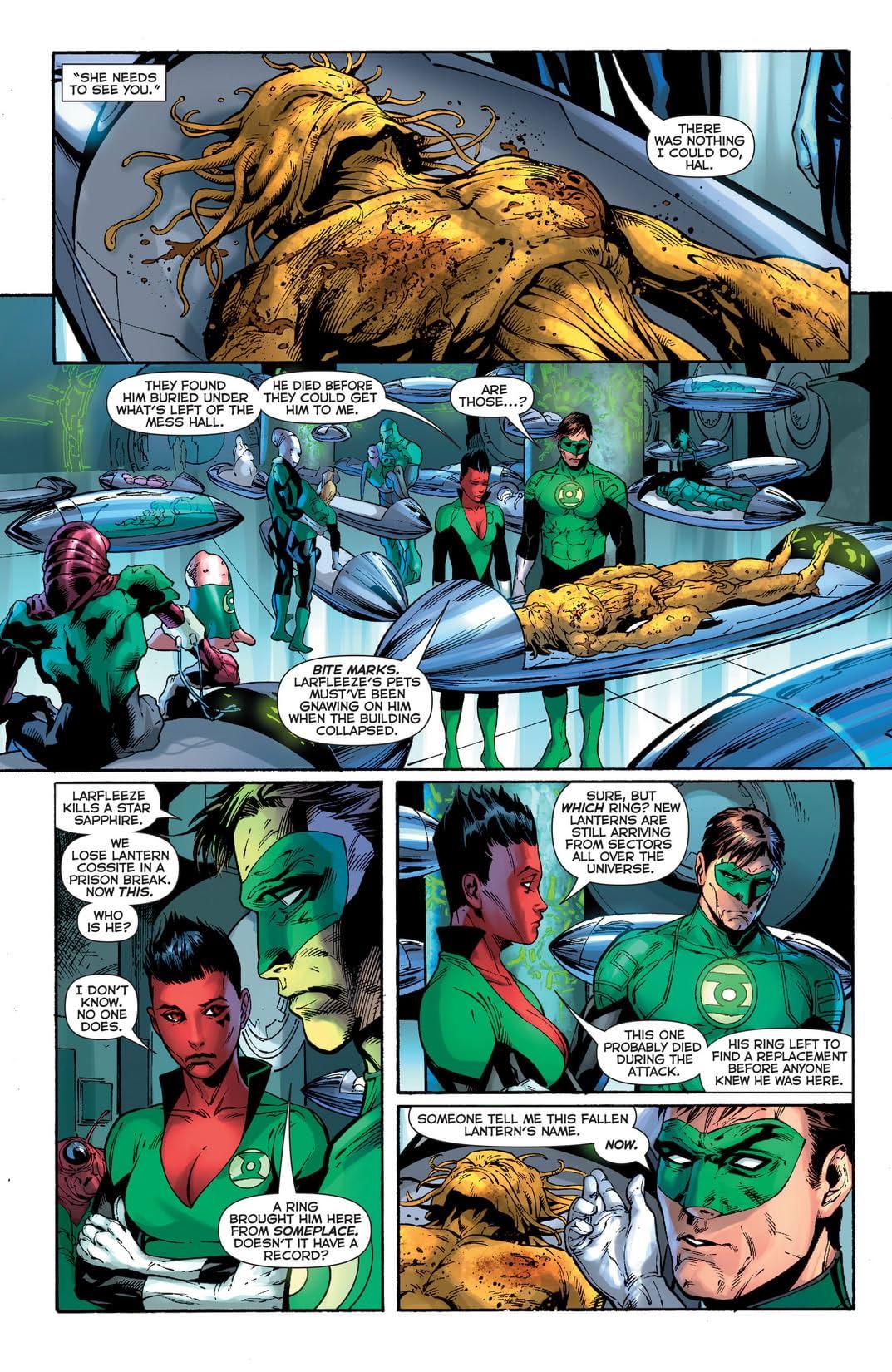 Green Lantern (2011-2016) #23