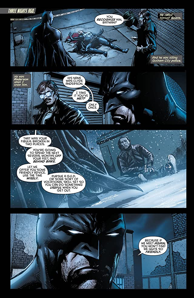 click for super-sized previews of Detective Comics (2011-) #23