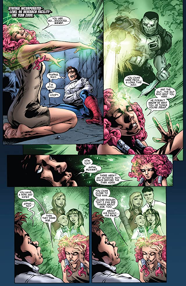 click for super-sized previews of Timestorm 2009/2099 #2 (of 4)