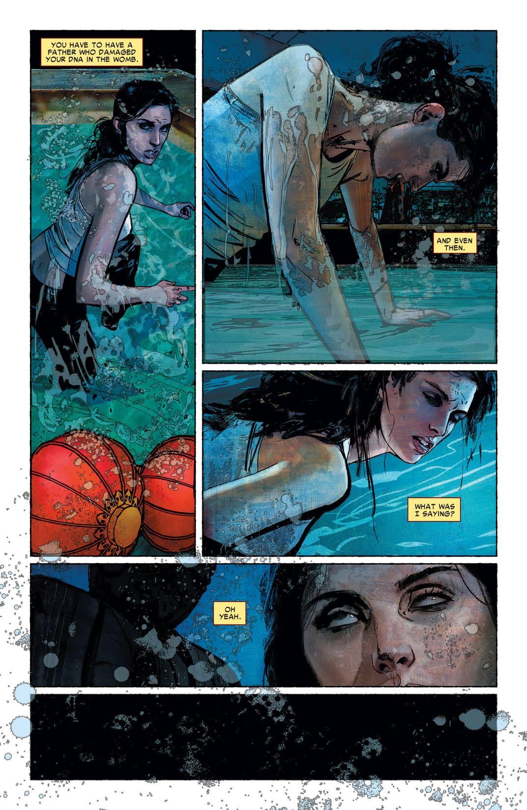 Spider-Woman (2009-2010) #5