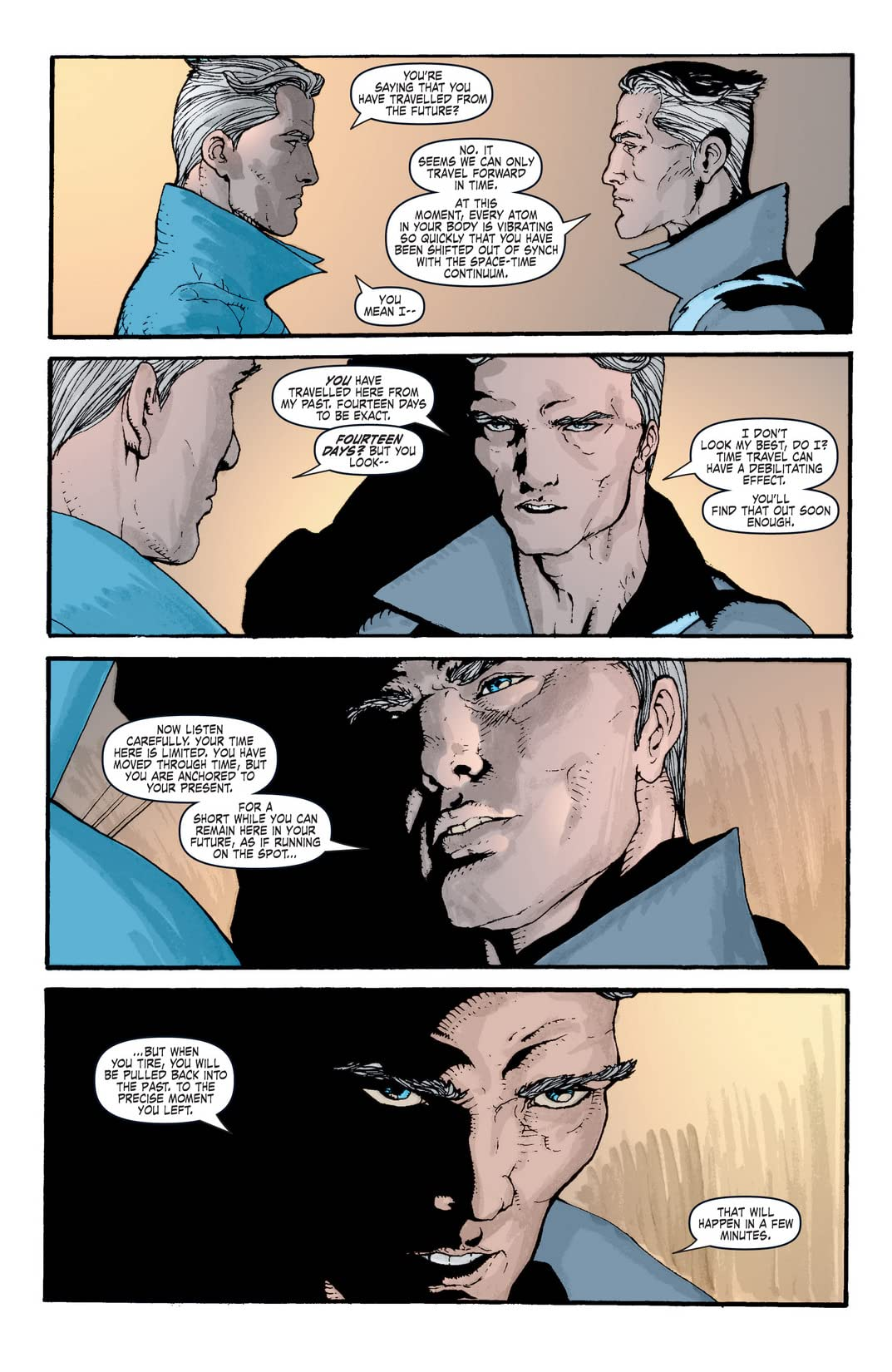 Son Of M #3 (of 6)