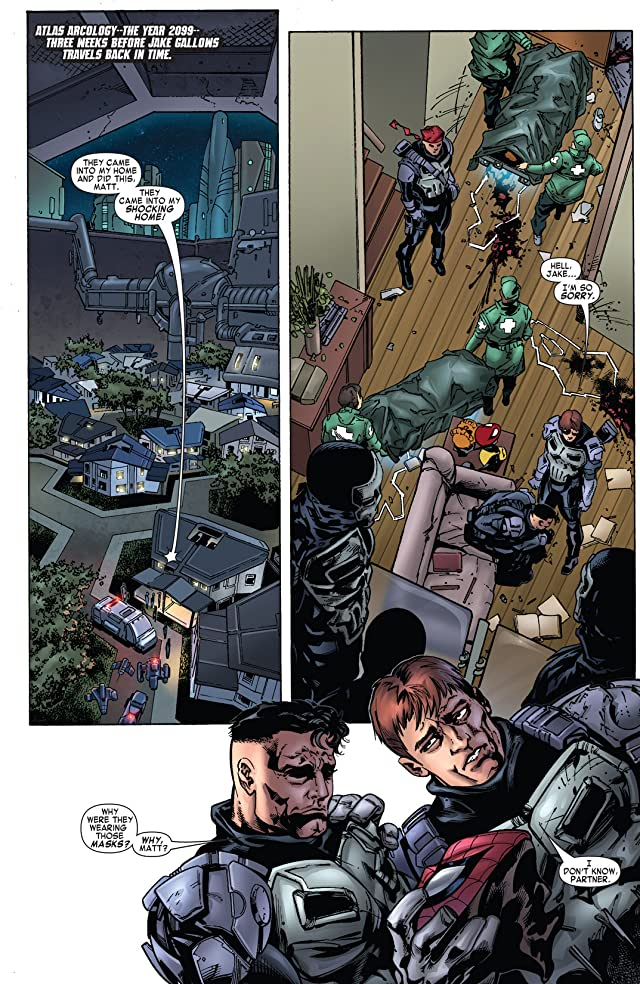 click for super-sized previews of Timestorm 2009/2099 #3