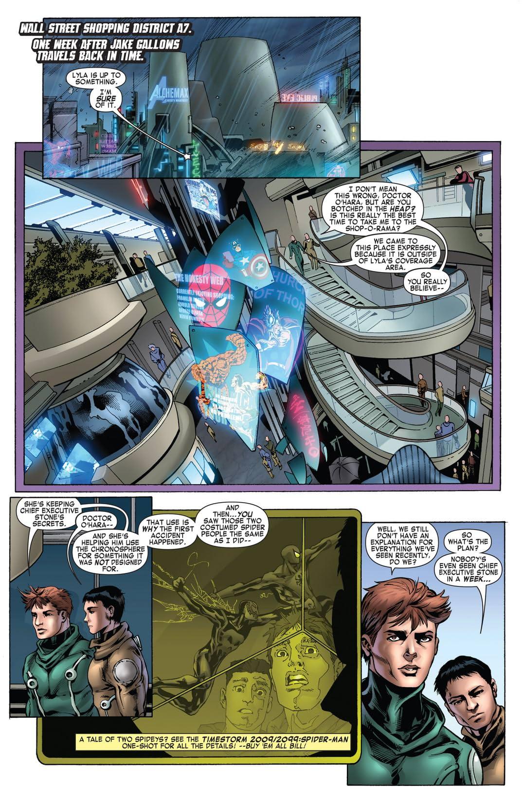 Timestorm 2009/2099 #3 (of 4)