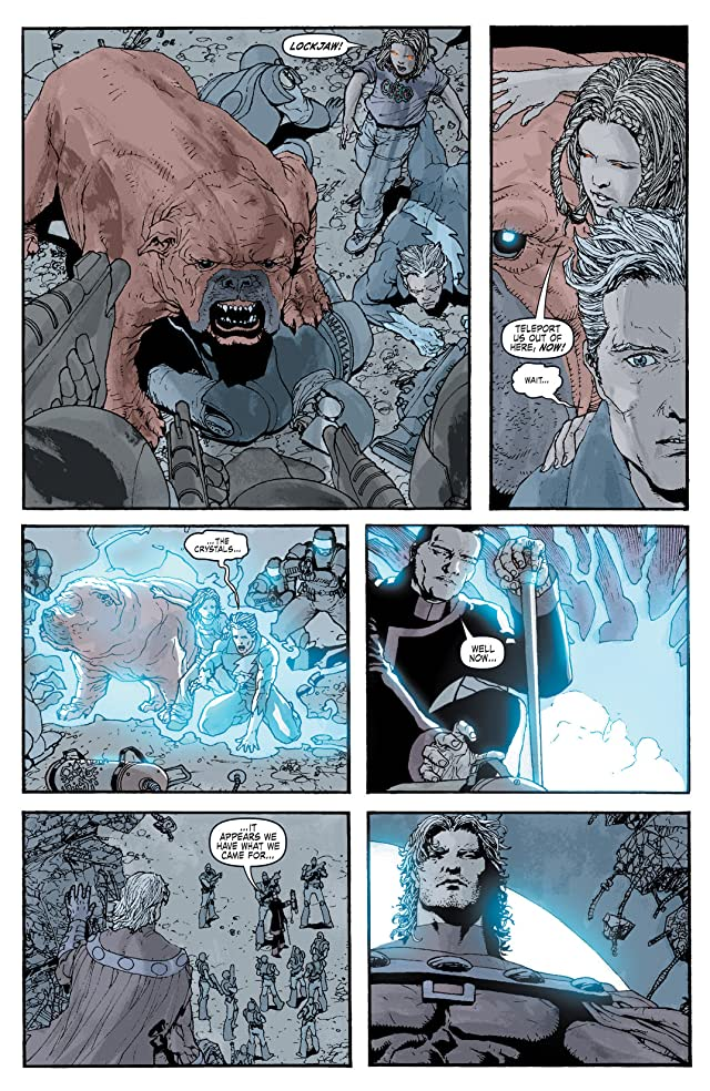 click for super-sized previews of Son Of M #6