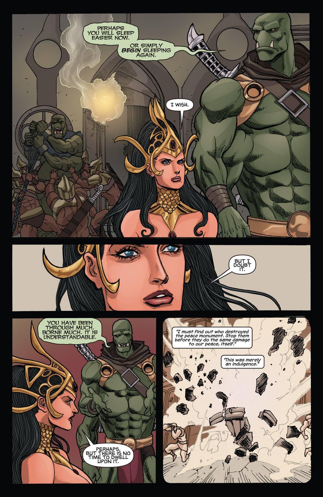 Dejah Thoris and the Green Men of Mars #5 (of 12)
