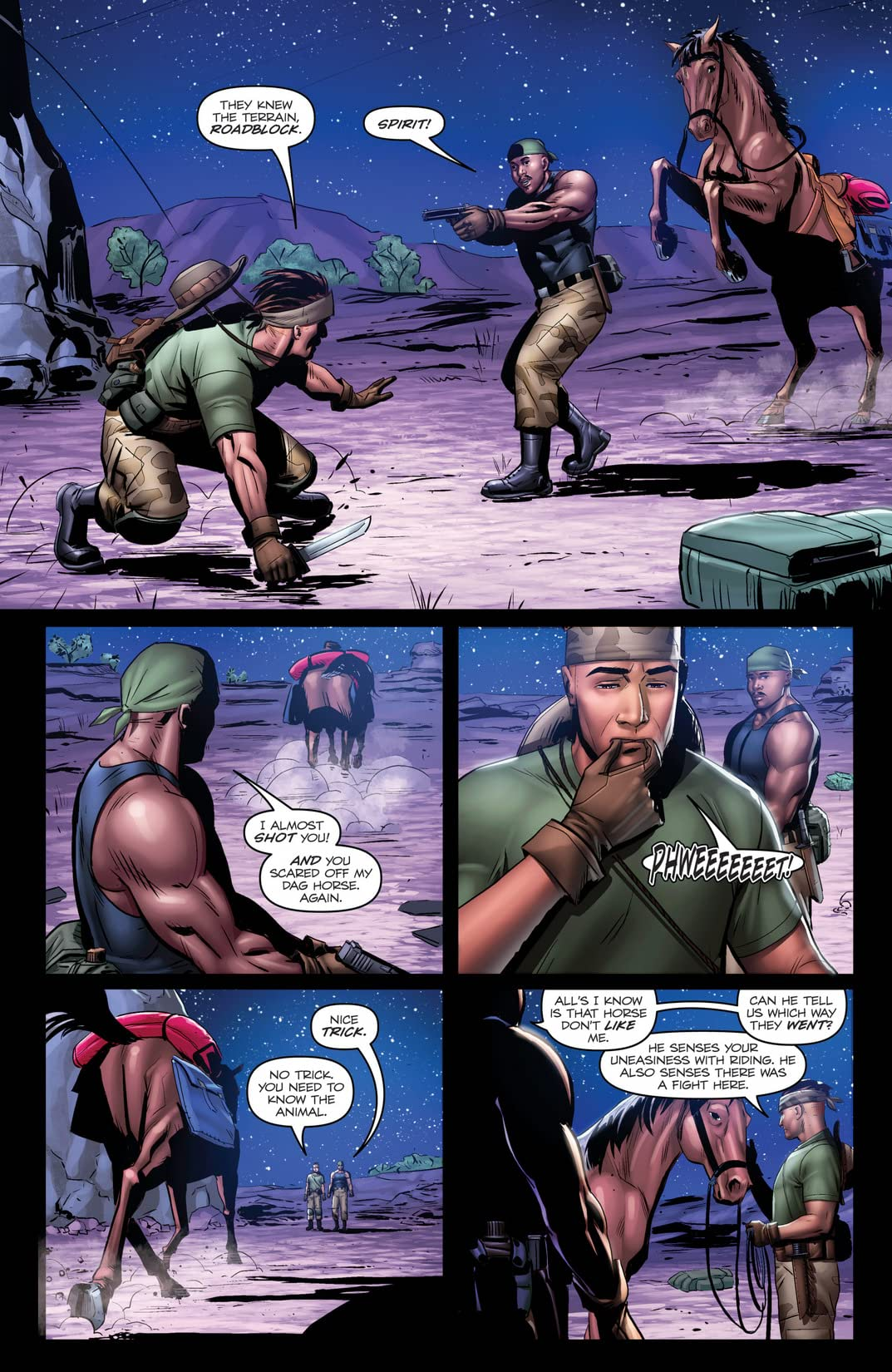 G.I. Joe: Special Missions #6