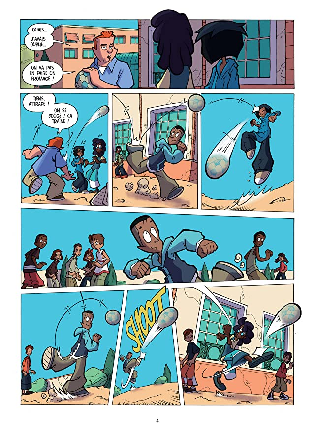 Foot 2 Rue Vol. 2: Une fille dans les buts
