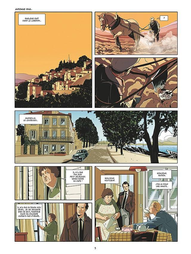 click for super-sized previews of Les Mystères de la Quatrième République Vol. 1: Les résistants de septembre