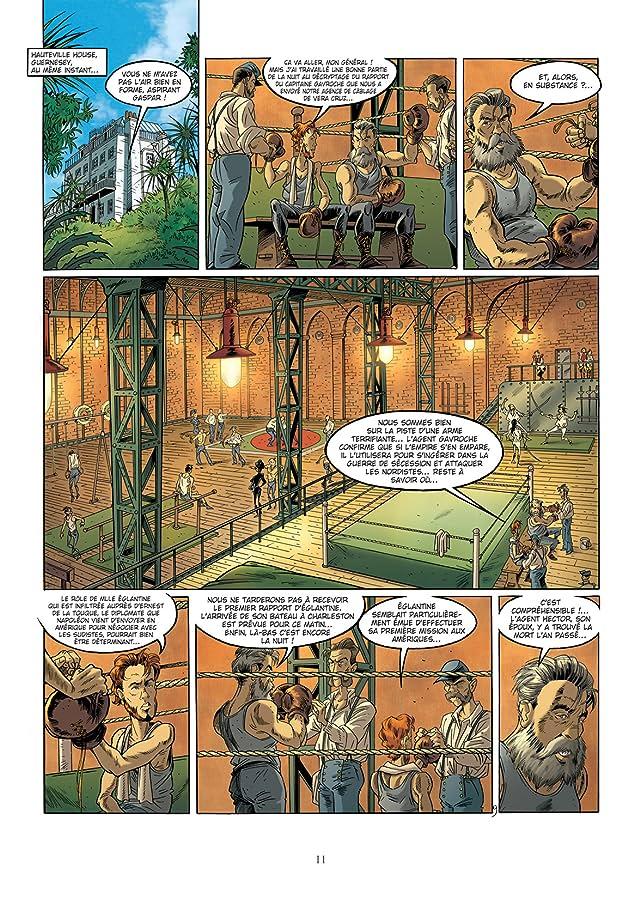 Hauteville House Vol. 3: Le Steamer Fantôme