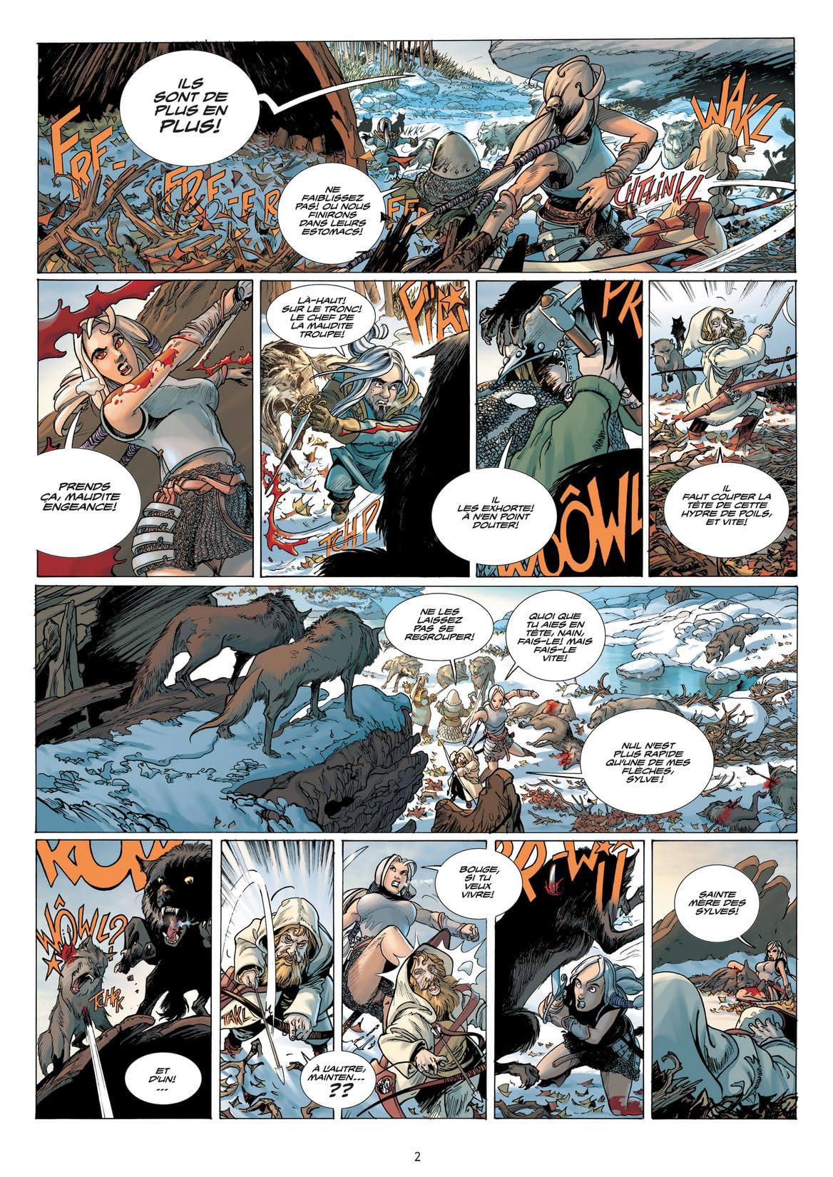 Dwarf Vol. 3: Tach'Nemlig