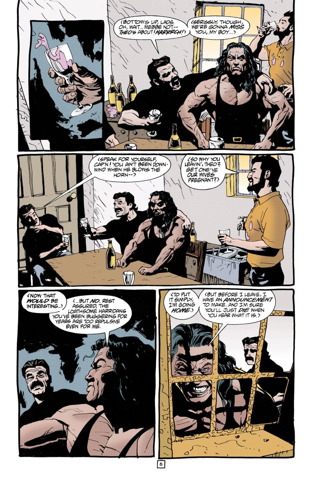 Hellblazer #95