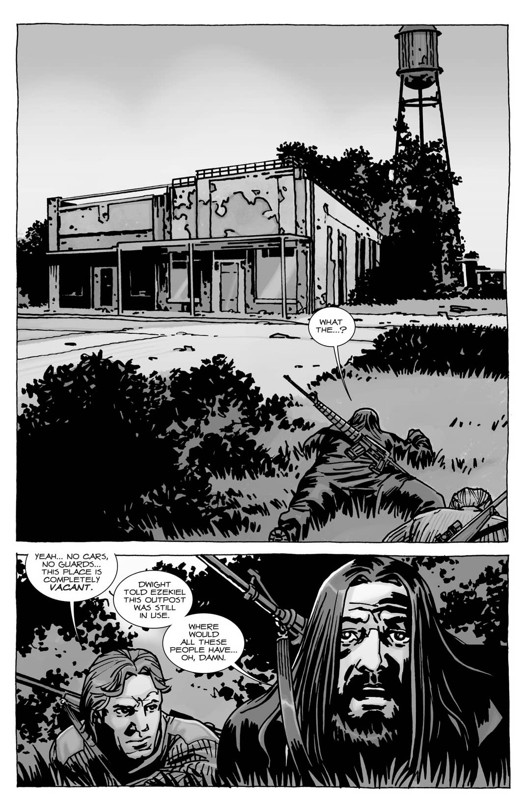The Walking Dead #113