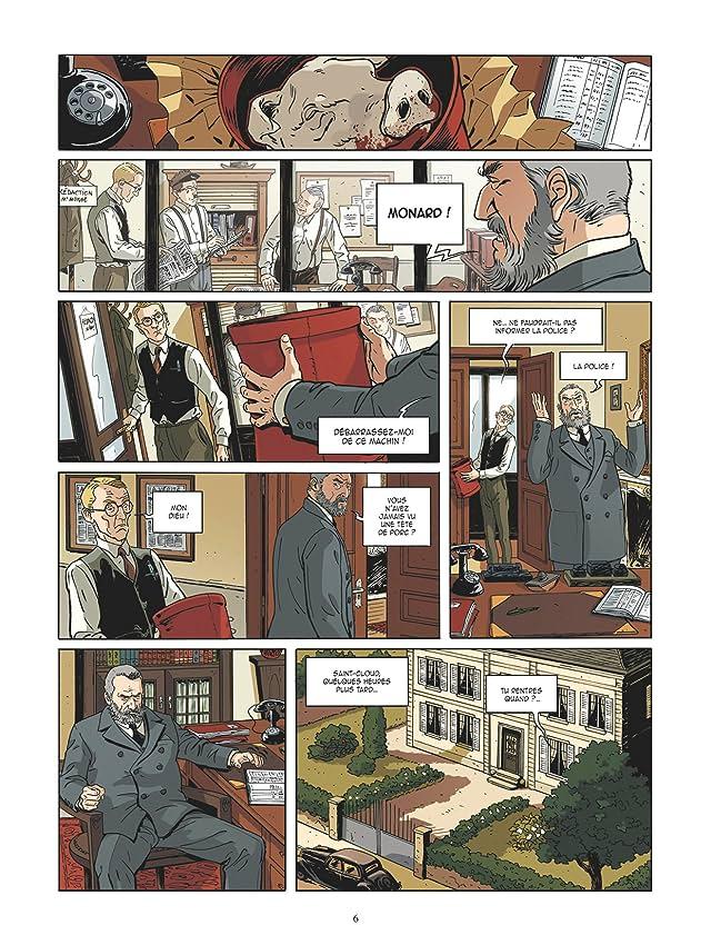 click for super-sized previews of Les Mystères de la Troisième République Vol. 1: Les démons des années 30