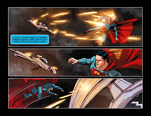 click for super-sized previews of Adventures of Superman (2013-2014) #16
