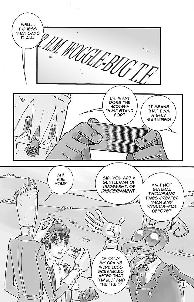 The Land of Oz: The Manga #4 (of 8)
