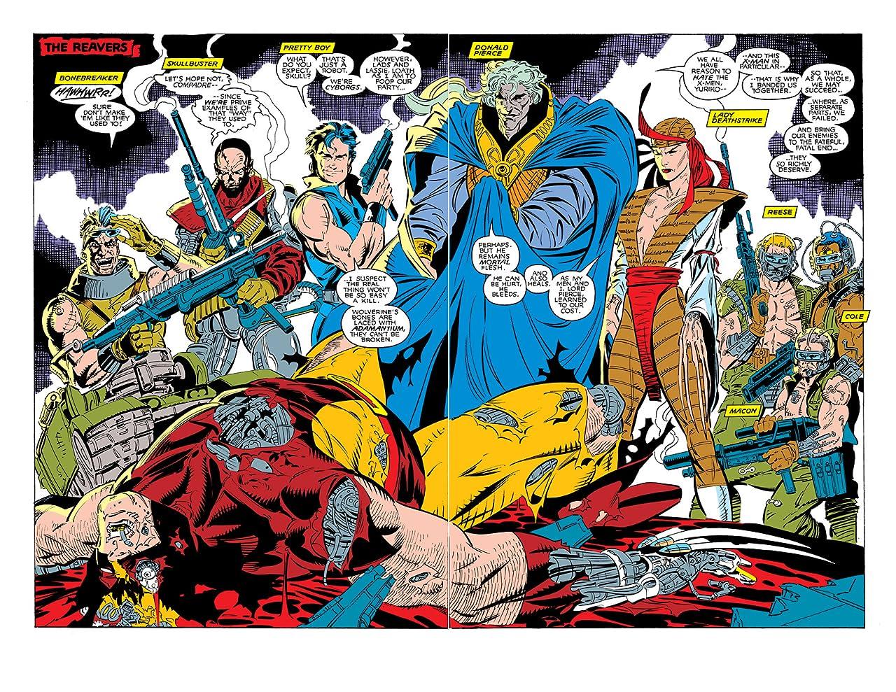 Uncanny X-Men (1963-2011) #248