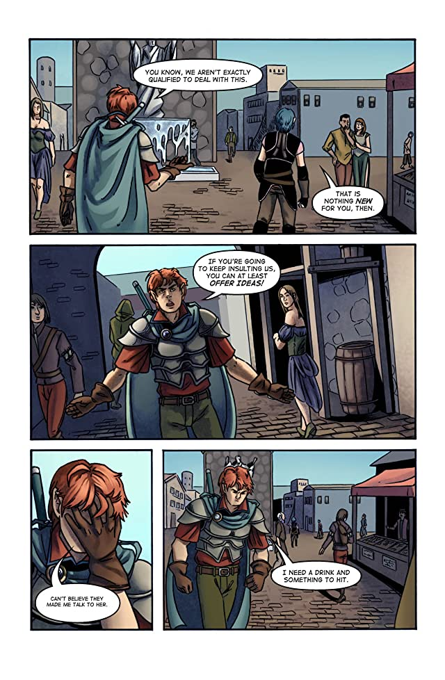 Of Stars and Swords #1
