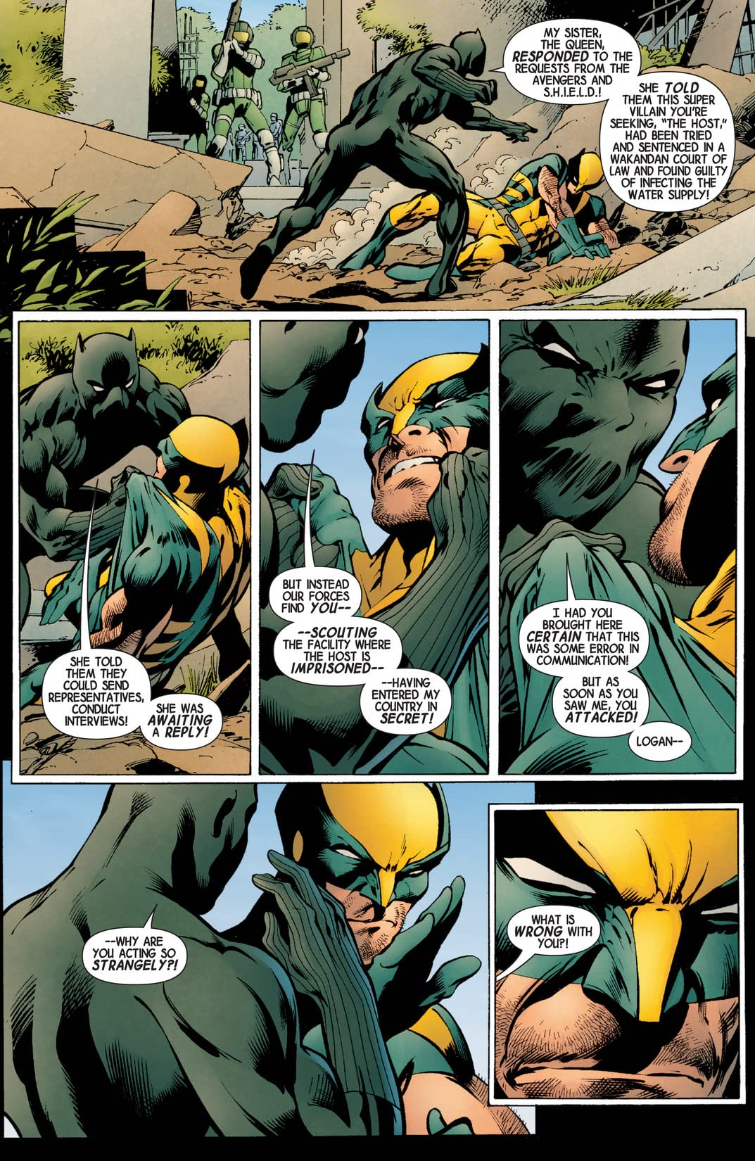Wolverine (2013-2014) #8