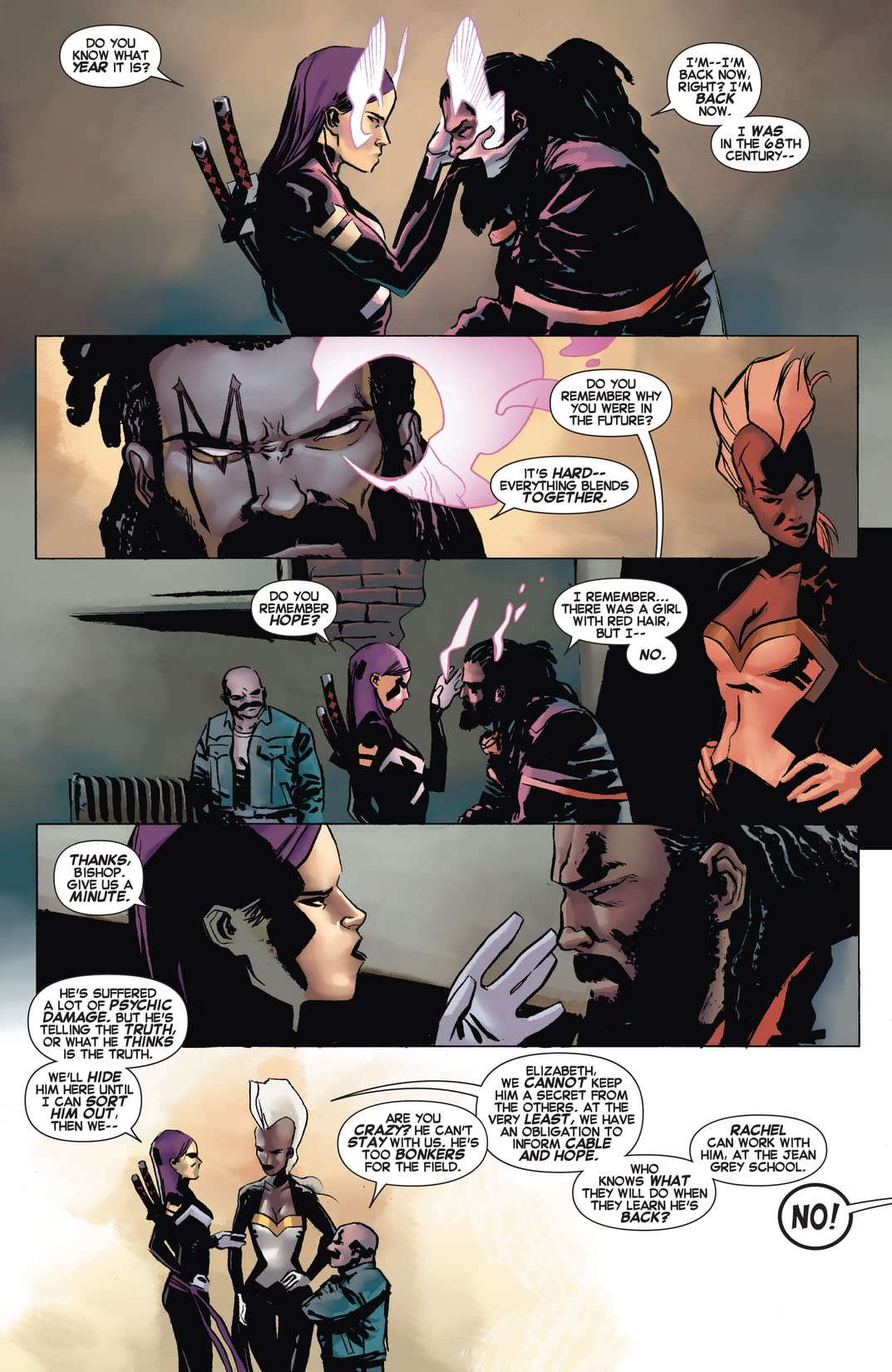 Uncanny X-Force (2013-2014) #10