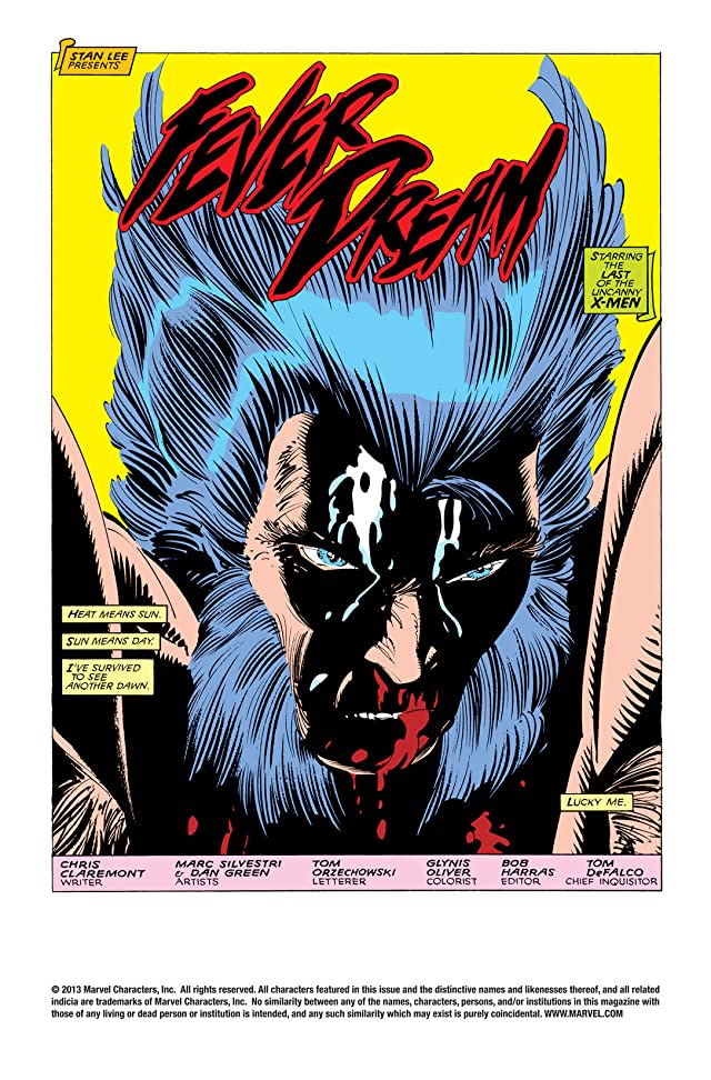 click for super-sized previews of Uncanny X-Men (1963-2011) #251