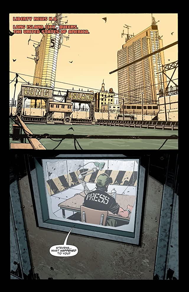 click for super-sized previews of DMZ #19