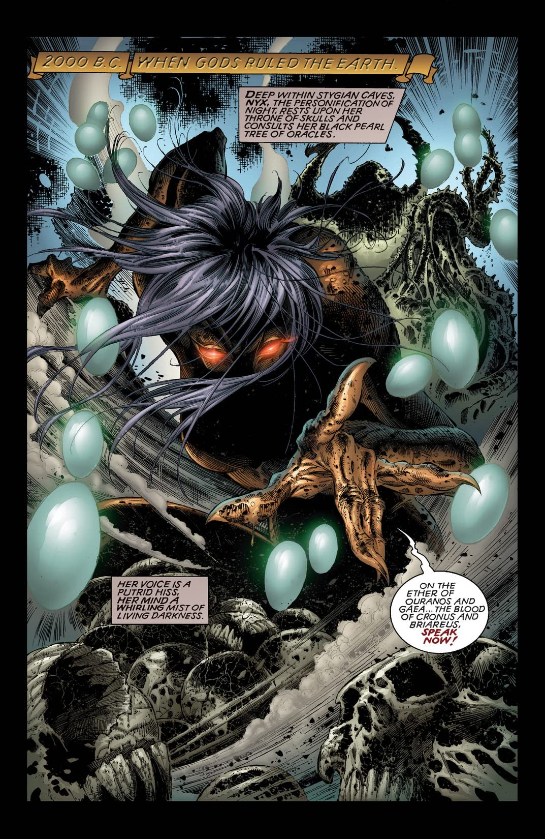 Curse of the Spawn #20
