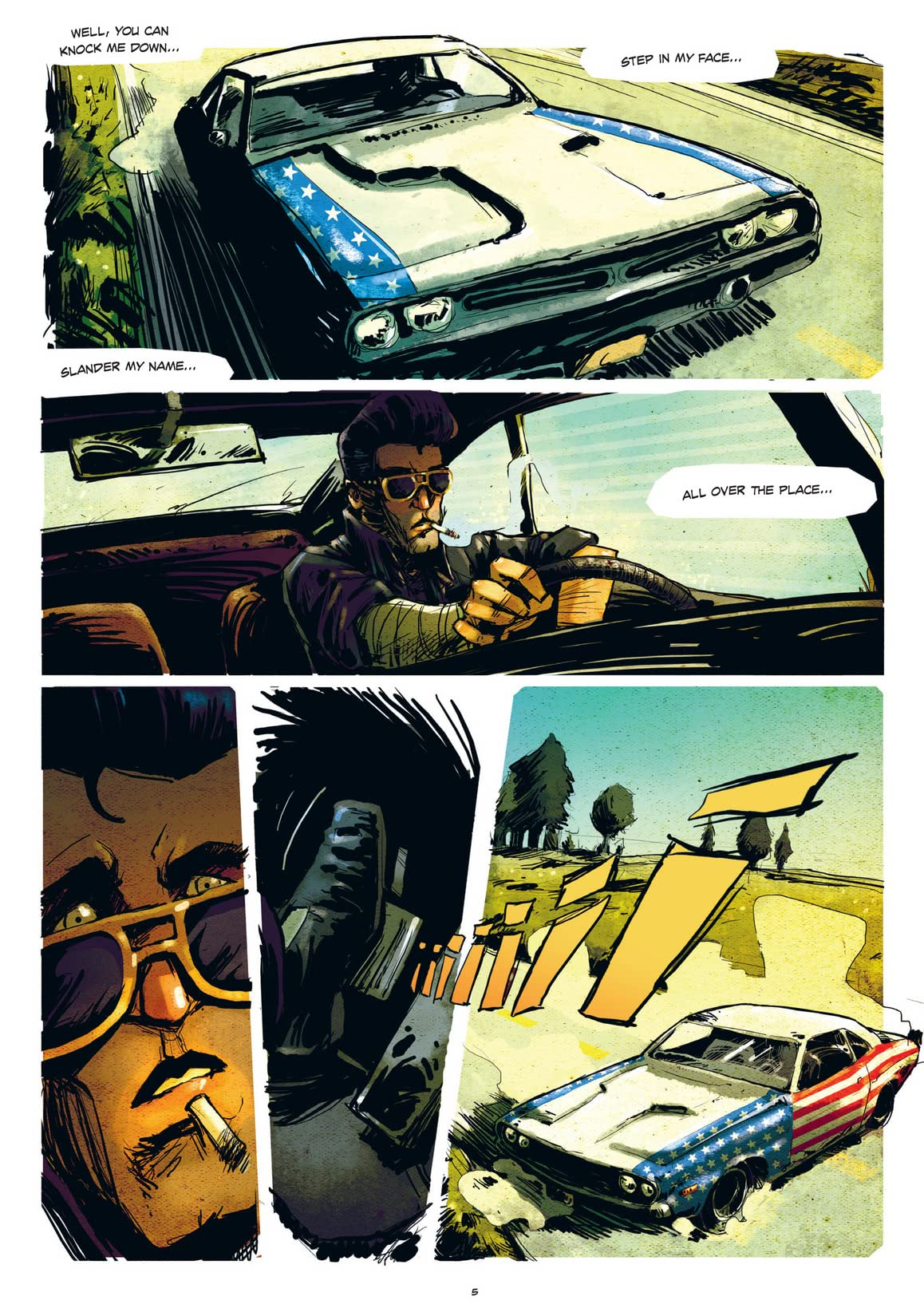 Rockabilly Zombie Superstar Vol. 1