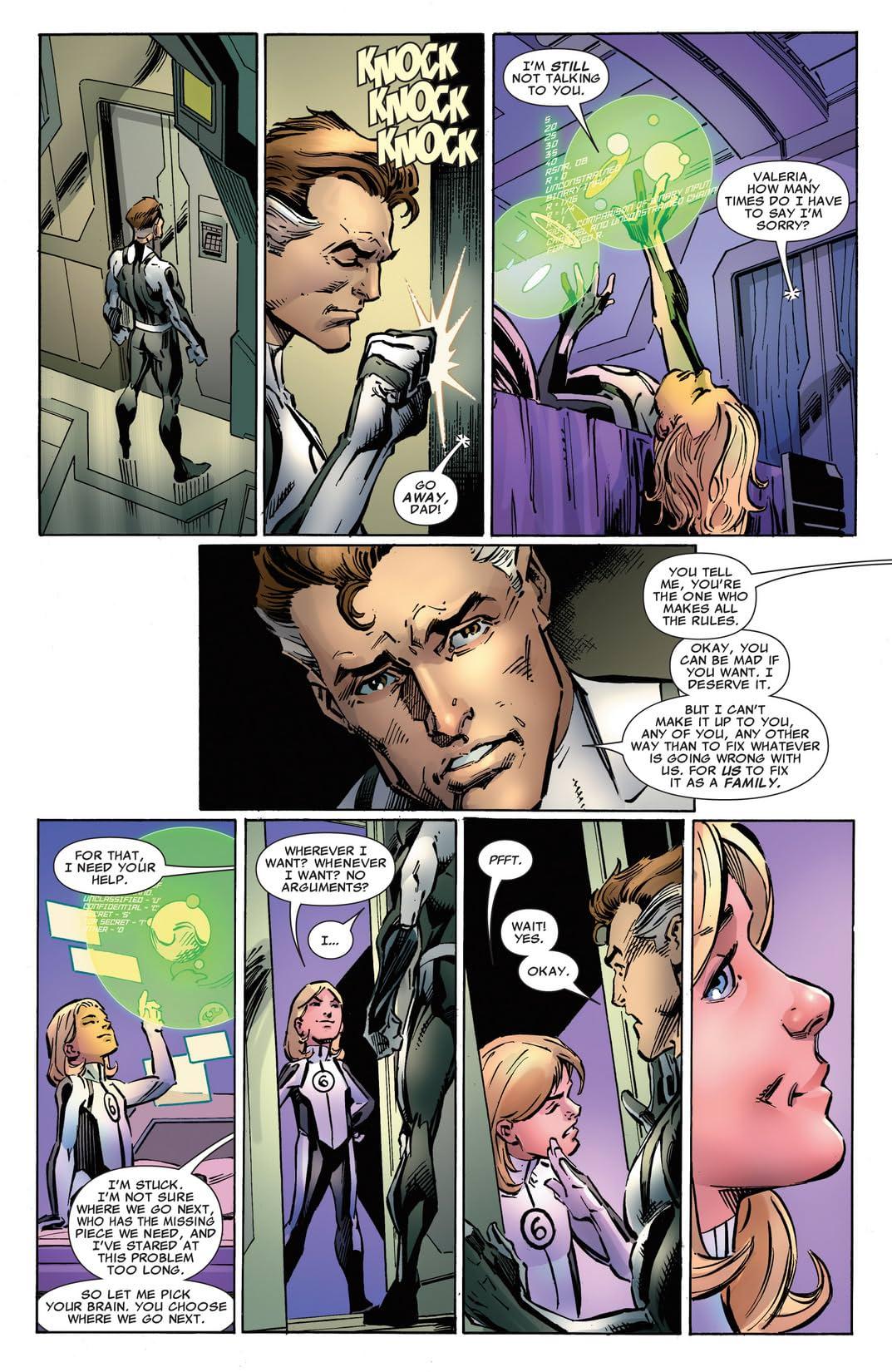 Fantastic Four (2012-2014) #11