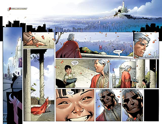click for super-sized previews of House of M #4