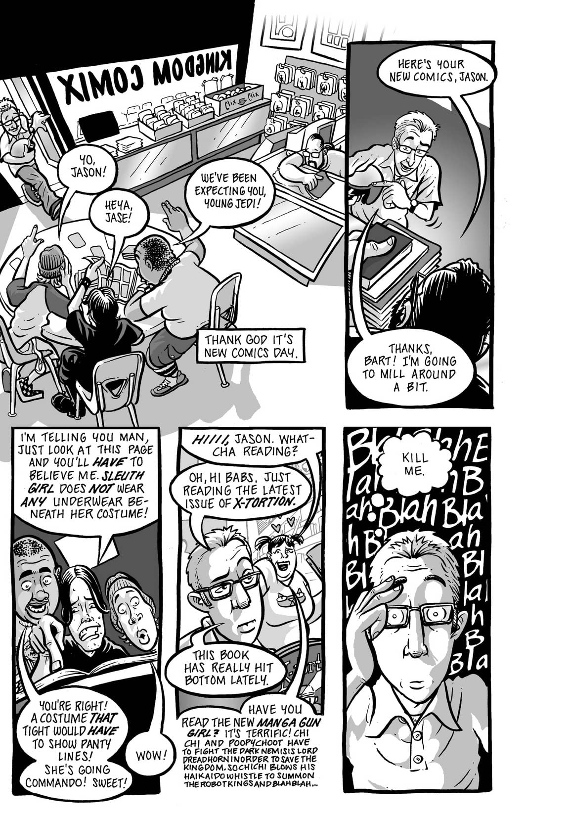 Subculture: The Complete Omnibus