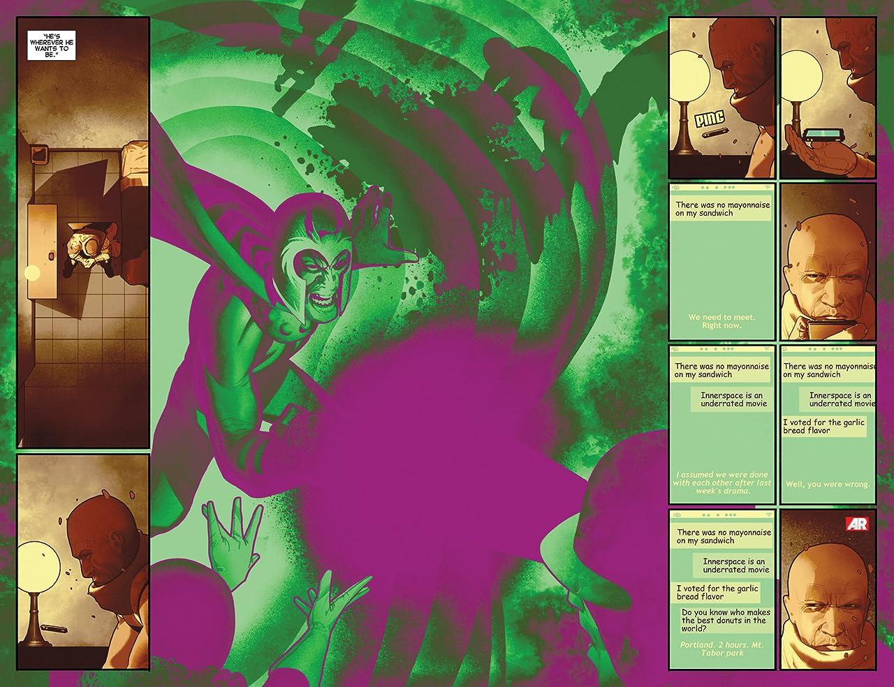 Uncanny X-Men (2013-2015) #10