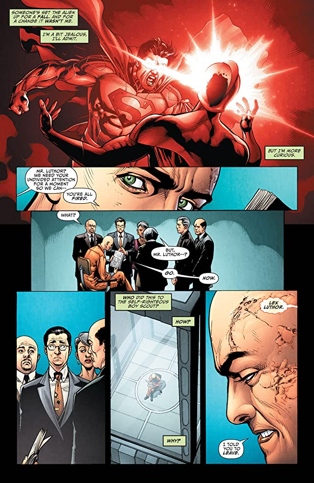 click for super-sized previews of Justice League of America (2013-2015) #7