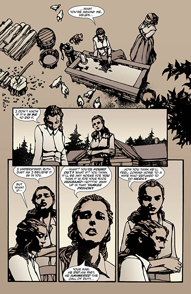 click for super-sized previews of Loveless (2005-2008) #7