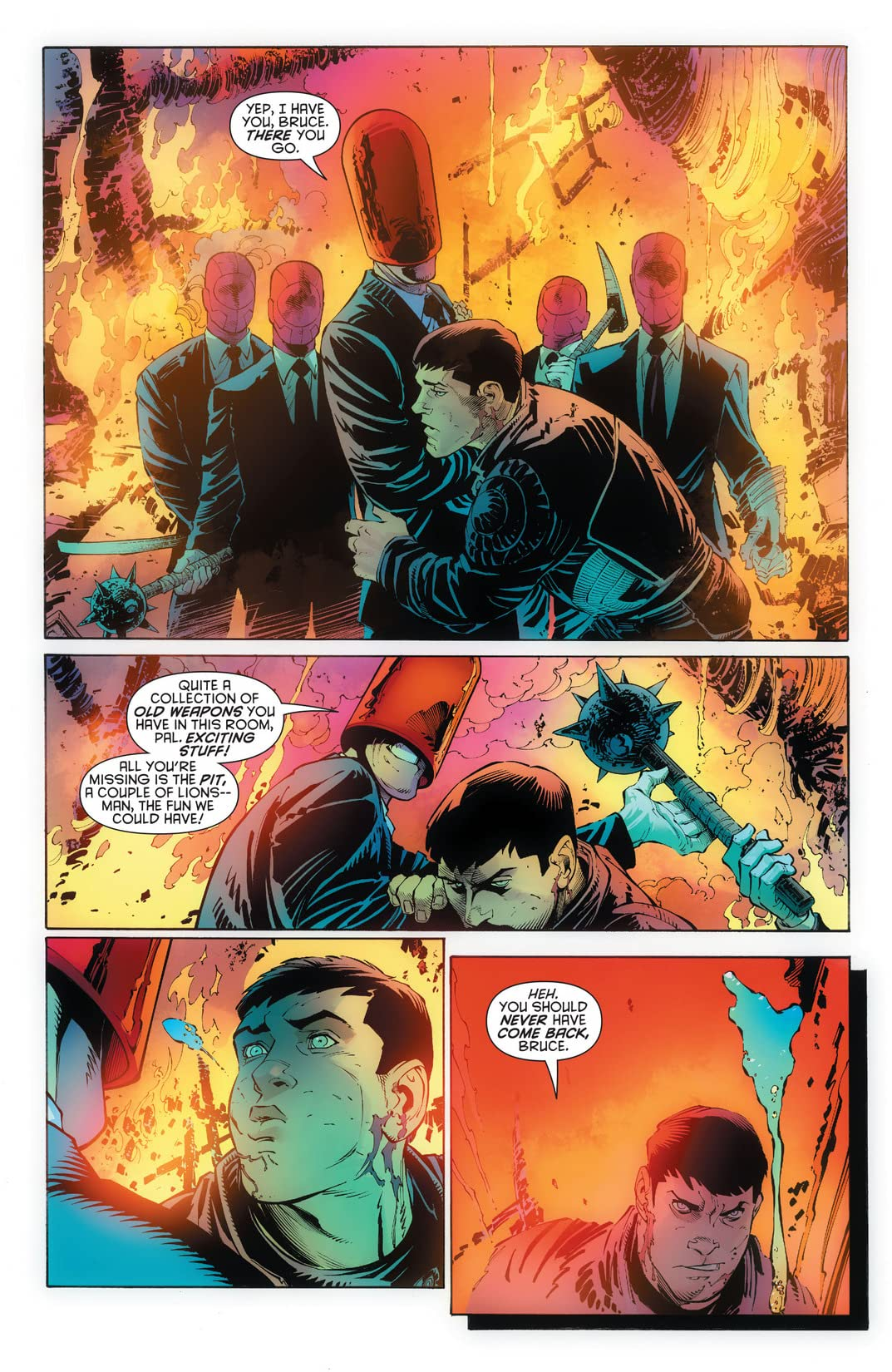 Batman (2011-2016) #23