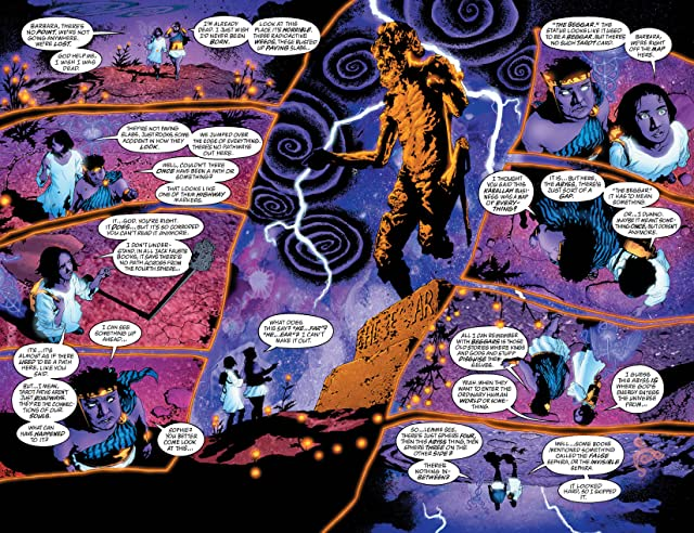 click for super-sized previews of Promethea #20