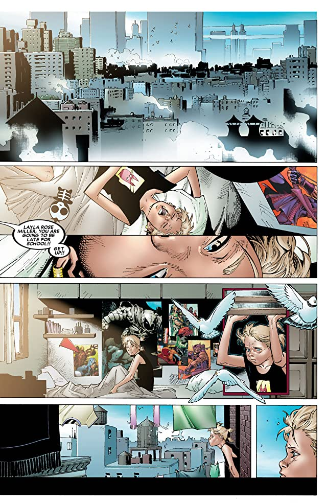 click for super-sized previews of House of M #8