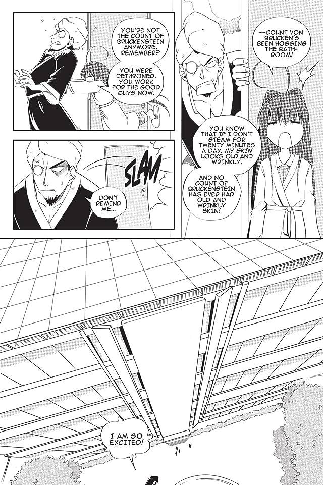 Amazing Agent Luna Vol. 6