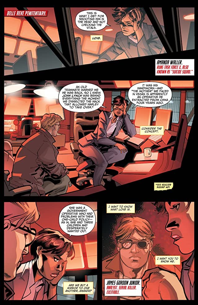 click for super-sized previews of Suicide Squad (2011-2014) #23
