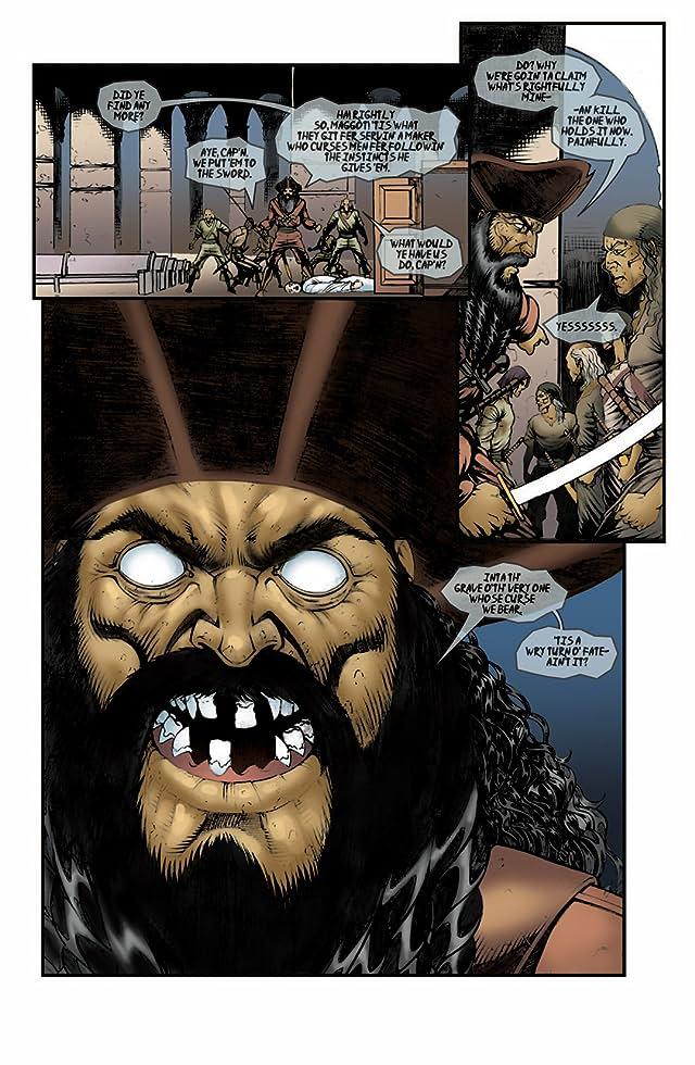 click for super-sized previews of Dead Men: Decimation #3