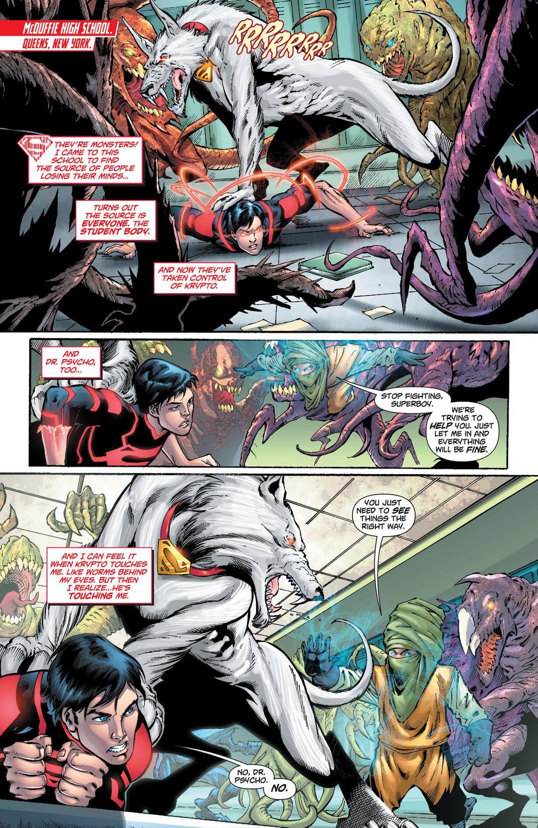 Superboy (2011-2014) #23