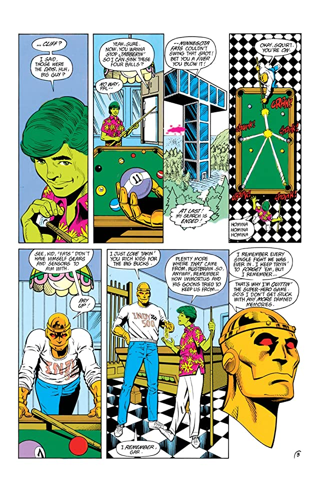 click for super-sized previews of Teen Titans Spotlight (1986-1988) #9
