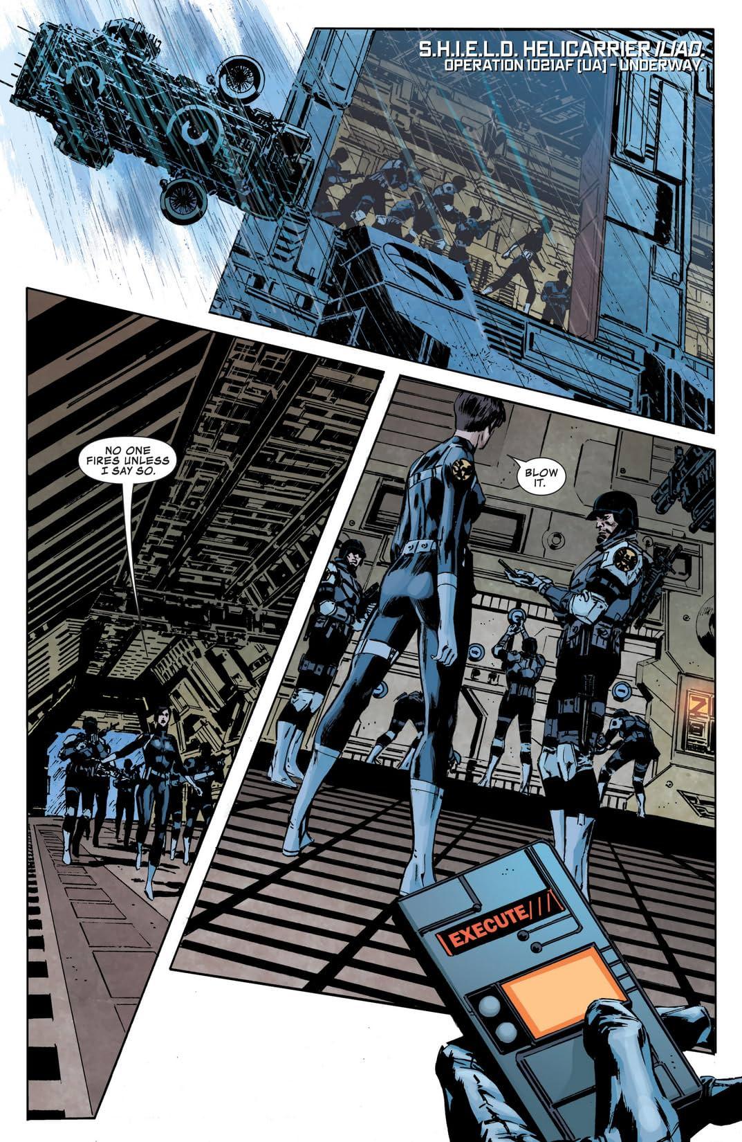 Secret Avengers (2013-2014) #7
