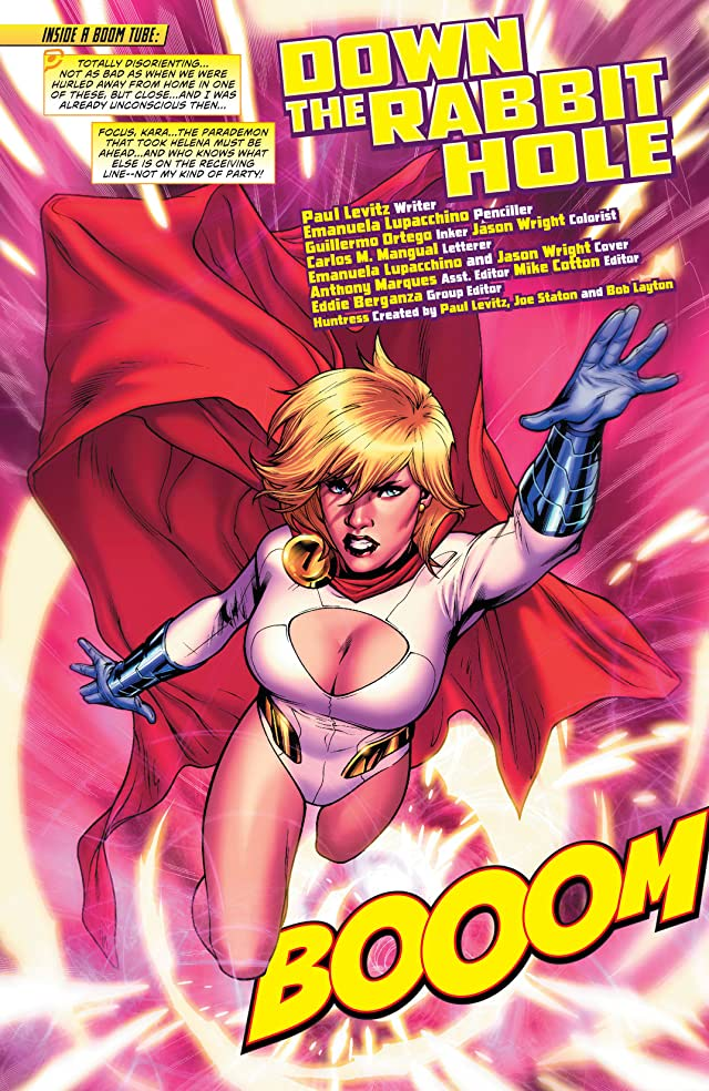 click for super-sized previews of Worlds' Finest (2012-2015) #15